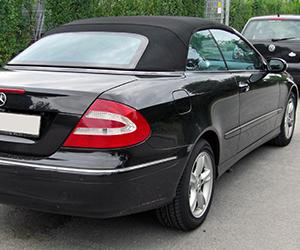 Mercedes Capotte Capotte Mercedes Mercedes Clk Clk qFxztt